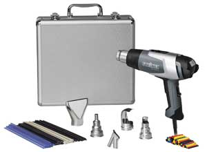 110051541 Steinel Silver Anniversary Heat Gun Kit with HL2020E