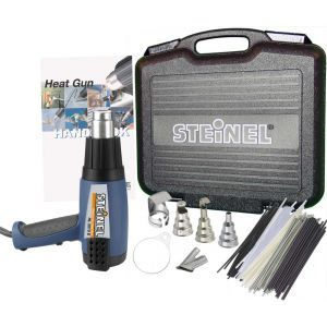 heat guns, steinel, master appliance, heat gun kits, multi purpose heat gun kit