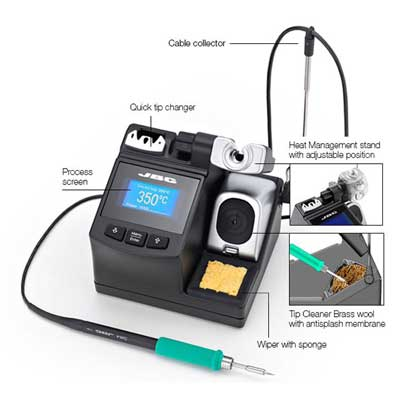 JBC Tools CD-1BE Digital Soldering Station