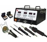 SMD Rework Stations, JBC Tools, Xytronic, Den-on Instruments, Jovy, Edsyn